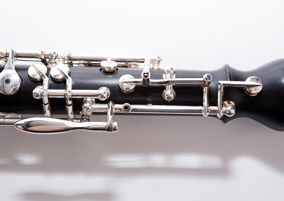 Oktavklappe Oboe