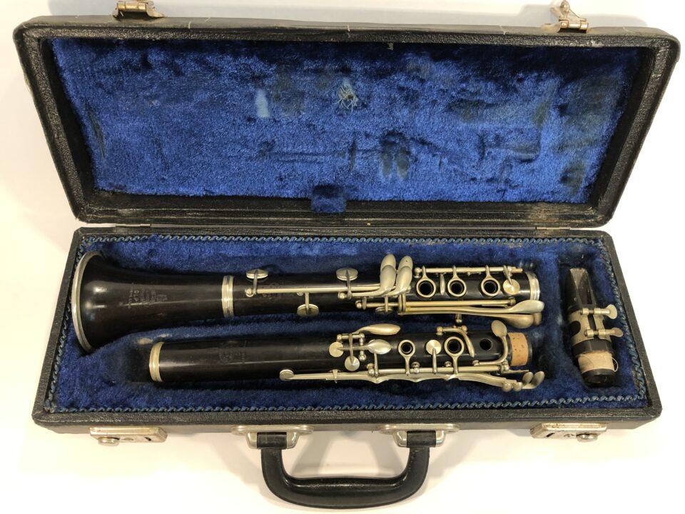 Occasionsinstrument B-Klarinette